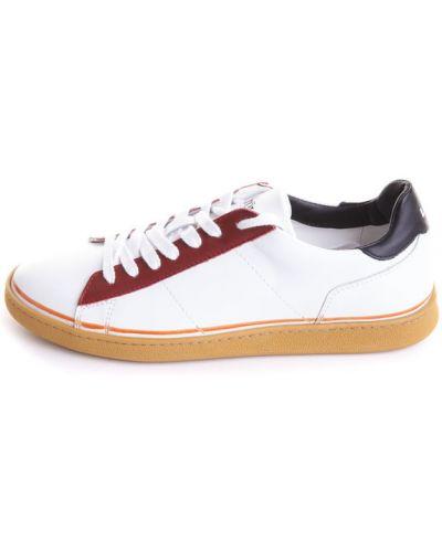 Sneakersy skorzane Rov
