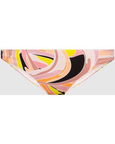 Светло-розовые трусы Emilio Pucci