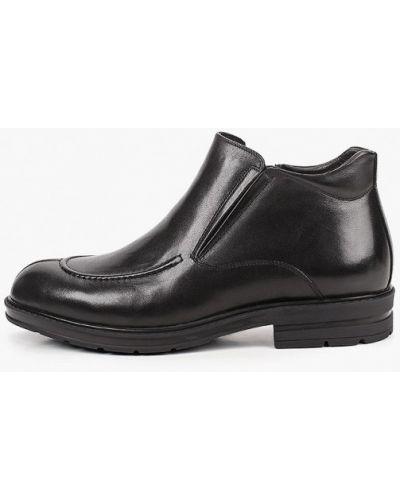 Черные ботинки Marco Lippi
