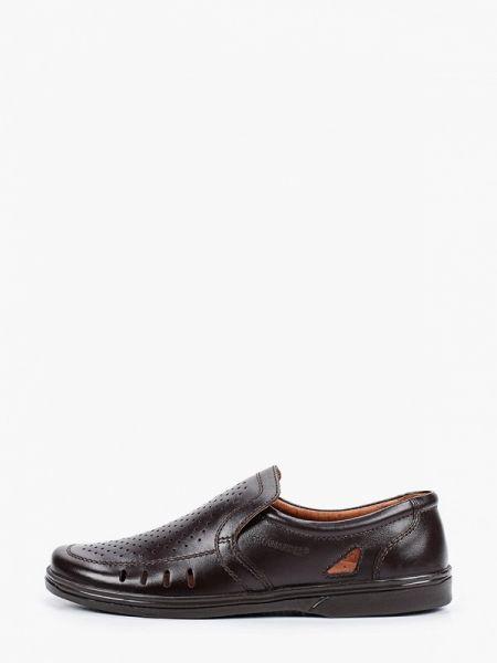 Туфли коричневый Salamander