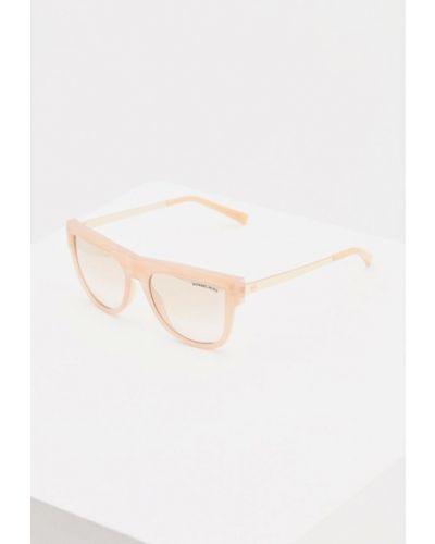 Солнцезащитные очки розовый Michael Kors