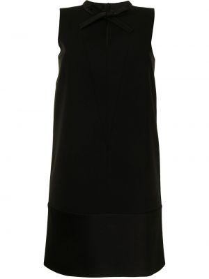 Платье трапеция - черное Paule Ka