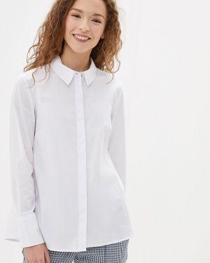 Рубашка с длинным рукавом белая Sela