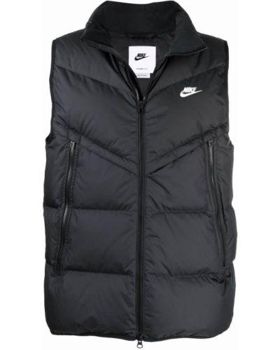 Kamizelka puchowa - biała Nike