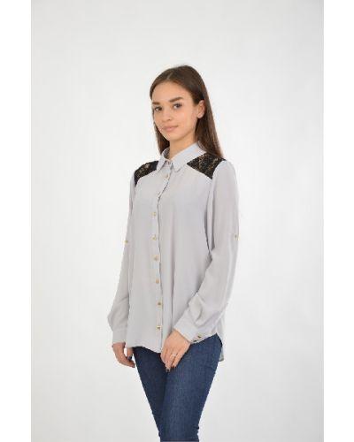 Блузка из вискозы Moda Di Chiara