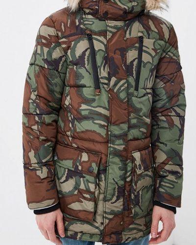 Зимняя куртка утепленная осенняя Superdry