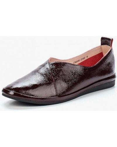 Кожаные туфли Berkonty