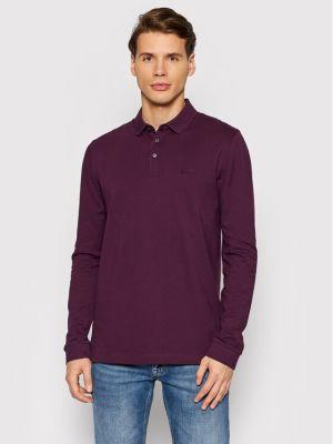 Koszulka - fioletowa Boss