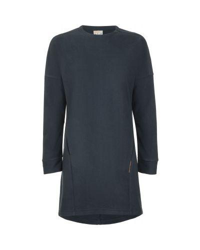 Прямое синее спортивное платье Merrell