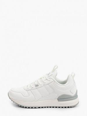 Низкие кроссовки - белые Strobbs