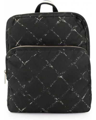 Рюкзак на молнии стеганый Chanel Vintage