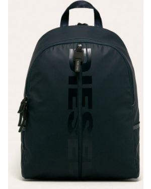 Plecak na laptopa z wzorem Diesel