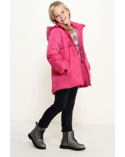 Куртка свободная розовый Finn Flare