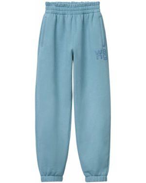 Spodnie na gumce elastyczne z kieszeniami Alexander Wang