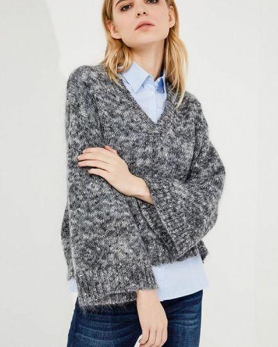 Серый пуловер One Teaspoon