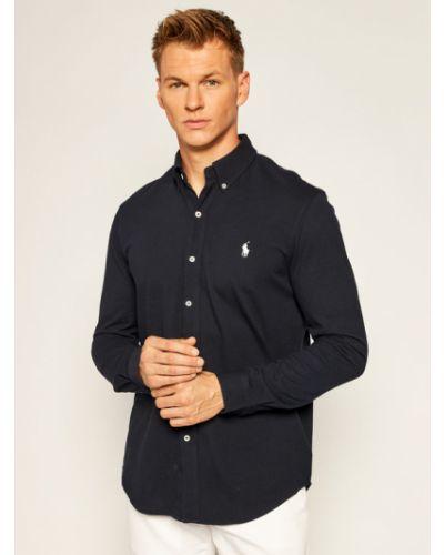 Koszula - granatowa Polo Ralph Lauren