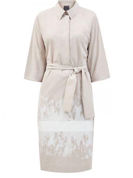 Асимметричное платье Lorena Antoniazzi