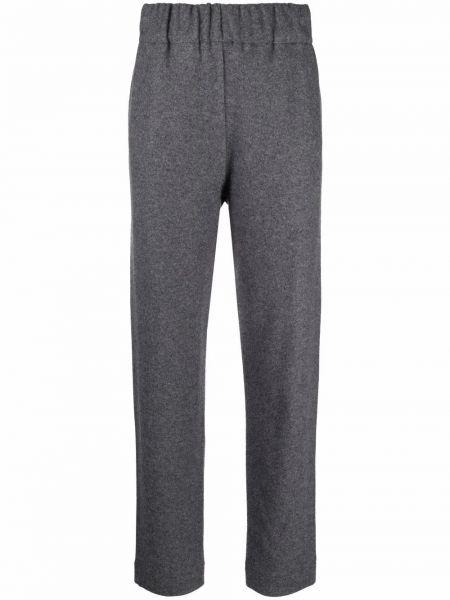 Шелковые брюки - серые Colombo