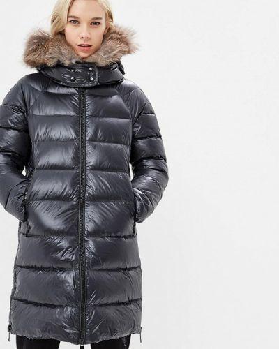 Зимняя куртка осенняя синий Hetregò