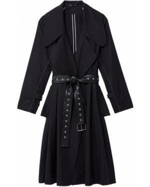 Куртка с манжетами с поясом с пряжкой Proenza Schouler