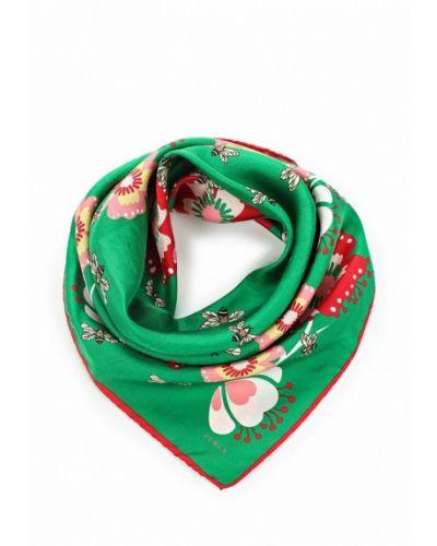 Зеленый платок Furla