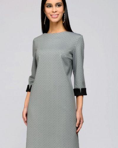 Платье серое 1001dress