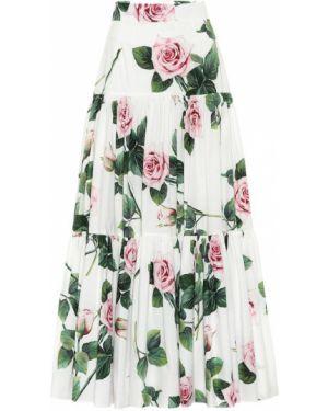 Юбка макси пачка Dolce & Gabbana