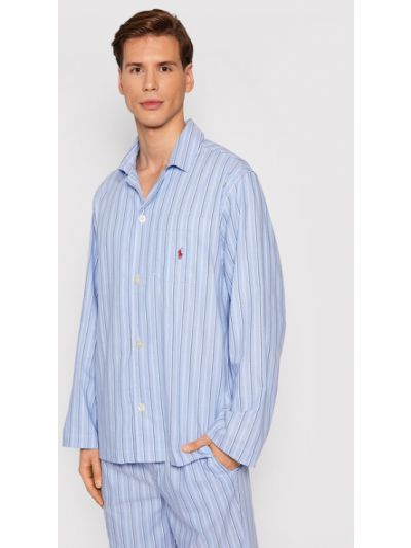 Piżama - niebieska Polo Ralph Lauren