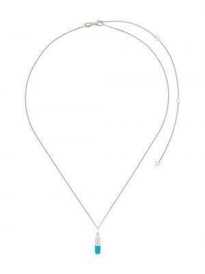 Серебряное ожерелье с подвесками True Rocks