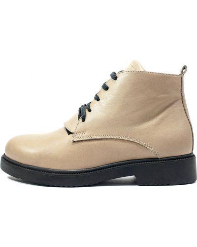 Ботинки - бежевые Sherlock Soon