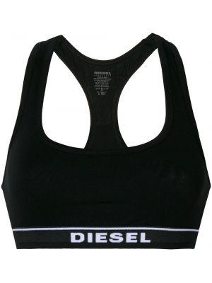 Спортивный бюстгальтер - черный Diesel