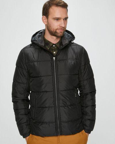 Утепленная куртка с капюшоном стеганая S.oliver