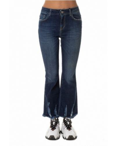 Niebieskie mom jeans Jijil