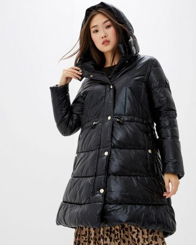 Зимняя куртка утепленная черная Armani Exchange