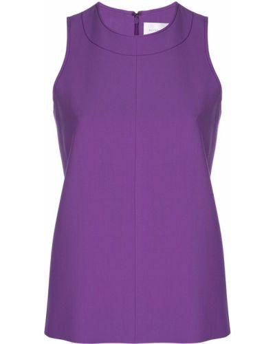Топ облегающий фиолетовый Victoria, Victoria Beckham