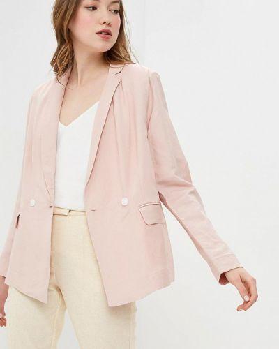 Пиджак розовый Baon