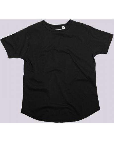 Черная футболка Adidas