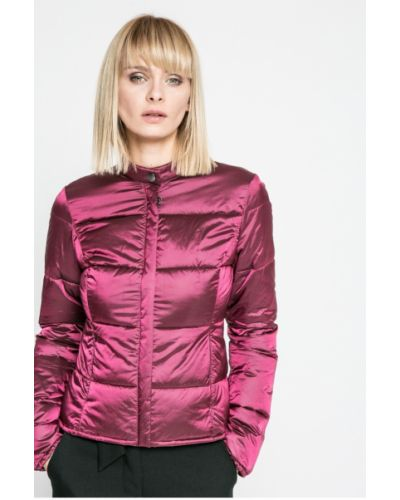 Стеганая куртка утепленная на пуговицах Trussardi Jeans