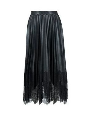 Плиссированная юбка Ermanno Scervino