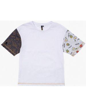 Белая футболка Yumster