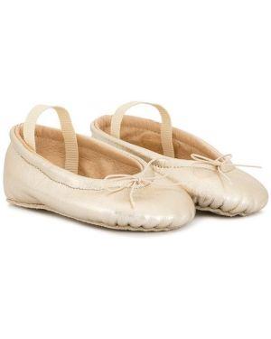 Желтые балетки Sonatina Kids