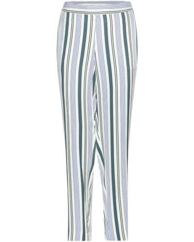 Летние брюки в полоску брюки-хулиганы Tory Burch