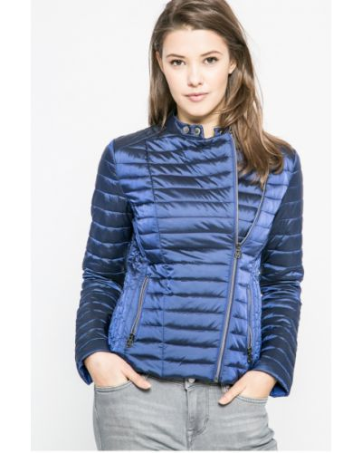 Стеганая куртка утепленная прямая Trussardi Jeans
