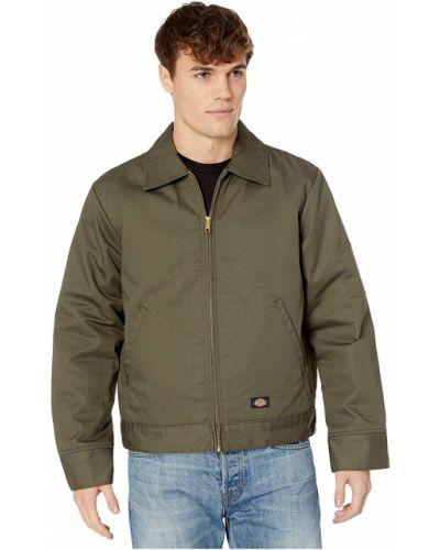 Утепленная куртка - зеленая Dickies