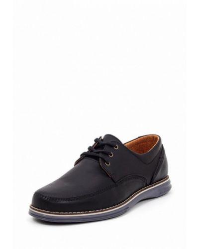 Кожаные ботинки на каблуке Golovin