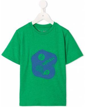 Зеленая футболка Spilow