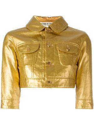 Короткая куртка с манжетами Comme Des Garçons Pre-owned