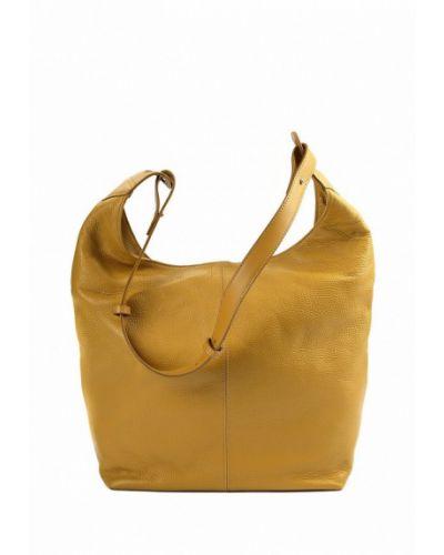 Маленькая сумка кожаный с ручками Dominico Rubi