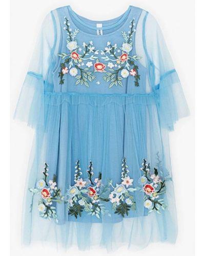 Платье на торжество осеннее Acoola