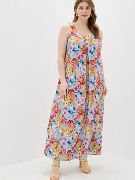 Повседневное платье весеннее Amarti